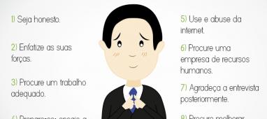 Dicas para perder a timidez numa entrevista de emprego